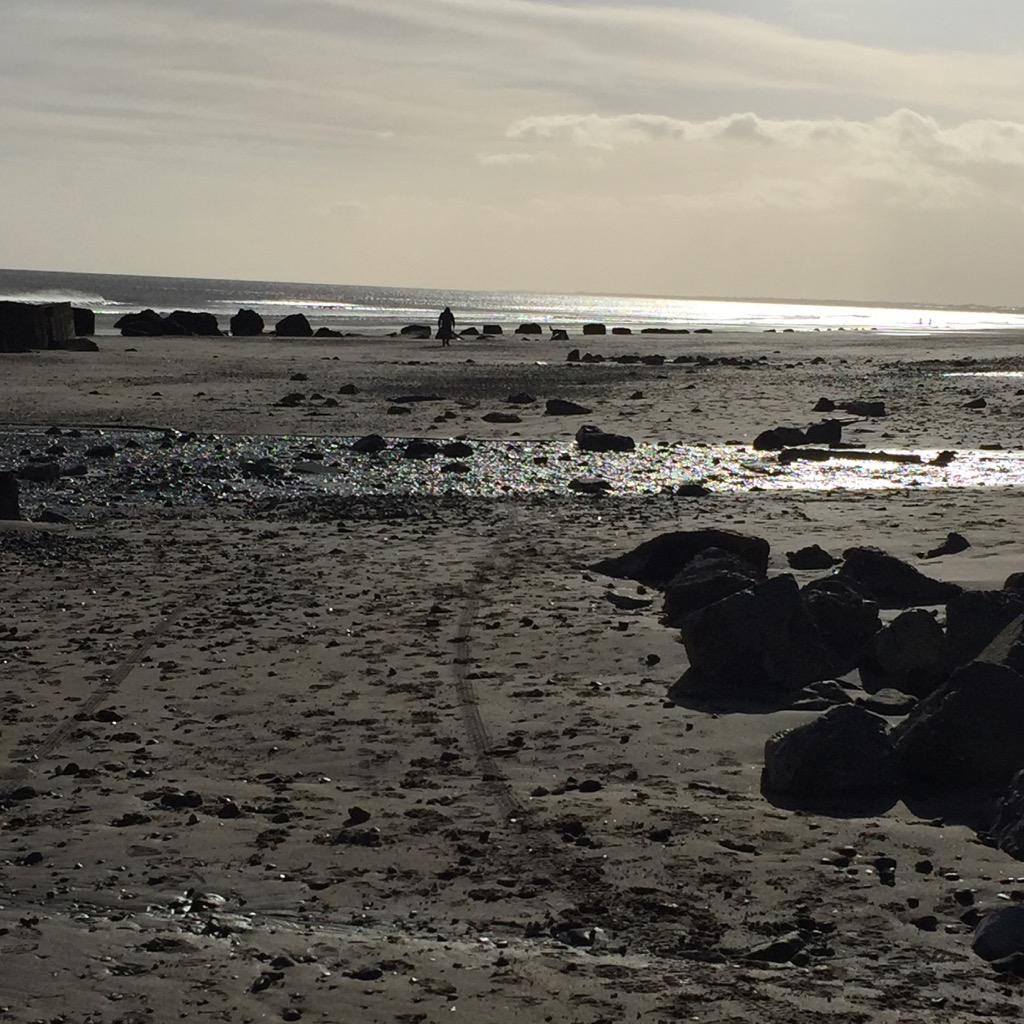 Spurn Point January 2016